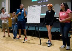 Emerging Leaders Student Presentation